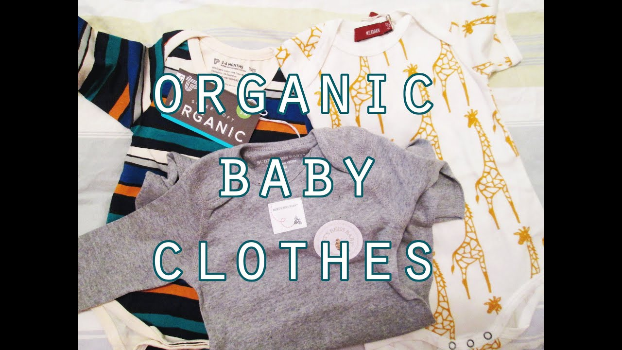 8b855ddbb Organic Baby Clothing Options + Haul    Pact