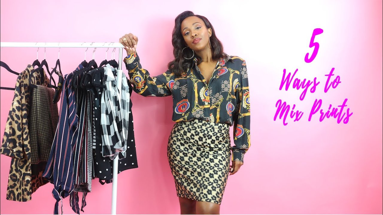 How to Mix Prints for Fall | 5 Ways | #FashionFriday Fall Outfit Ideas