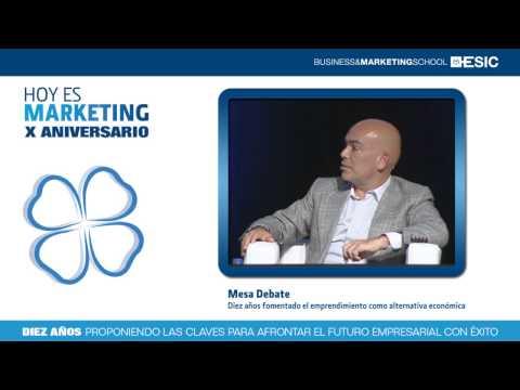HEM 2013 Madrid - Mesa de debate sobre Emprendimiento como Alternativa Económica