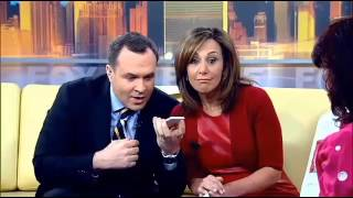 Louise Weinberg on Good Day NY   New York News Video
