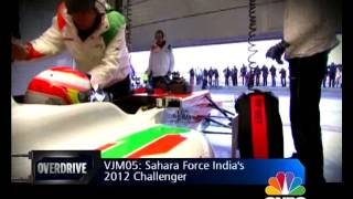 Force India Before 2012 F1 Season