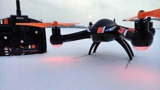 Конкурент Cheerson Cx-20 ... Квадрокоптер Eachine Pioneer E350 ... Ниже 200$