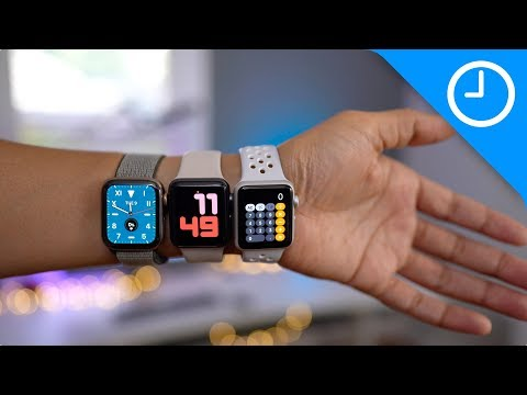 80+ watchOS 6 features / changes for Apple Watch!