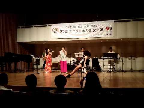 Manila Express - What a Feeling Flash Dance (Japan Culture Festival 2016)