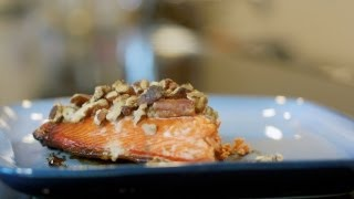 Healthy Salmon Recipe: Mike Rashid And Ashley Horner