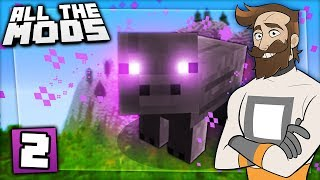 All The Mods! What is this new evil!? Series Playlist: ...