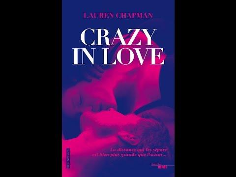 CRAZY IN LOVE - Lauren Chapman (booktrailer)