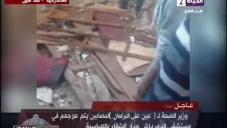 عين على البرلمان - اللواء يحيى كدواني عضو لجنة الدفاع ورؤيته في ملبسات حادث إنفجار الكاتدرائية