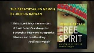 FREE SPIRIT by Joshua Safran, Book Trailer #1