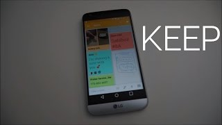 App of the Day: Google Keep