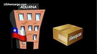 Todo para importar productos de Estados Unidos a Chile fácil, rápido y seguro con USAencargo.com
