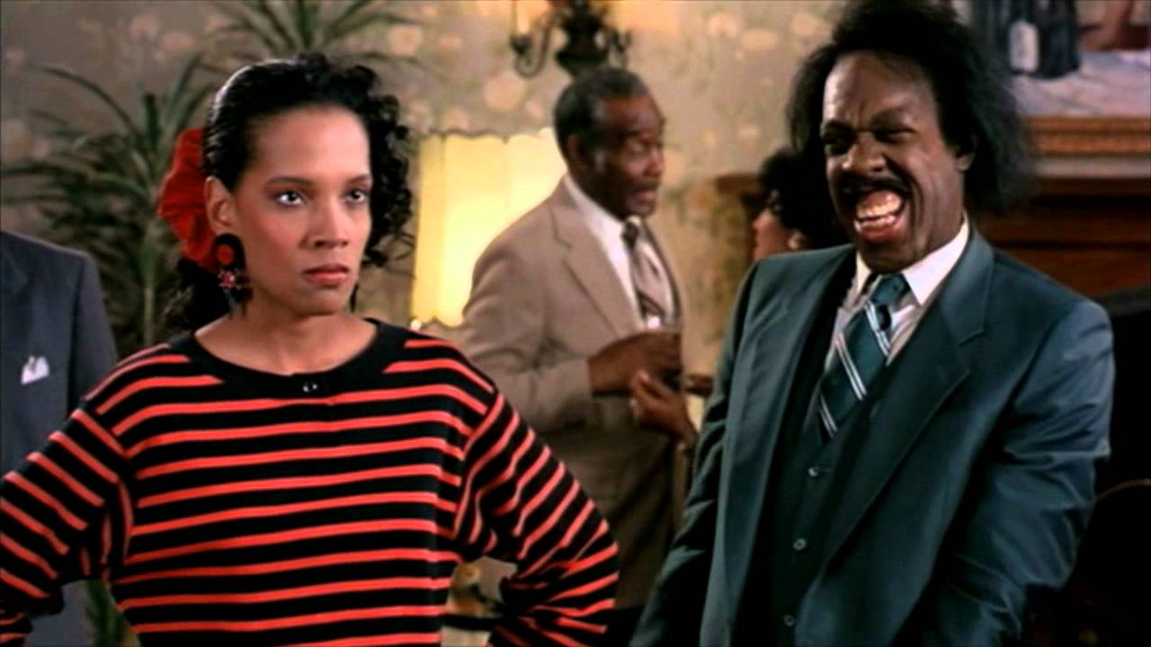 Reverend Brown??? - YouTube |Coming To America Reverend Brown