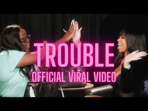 Смотреть клип Lightskinkeisha - Trouble