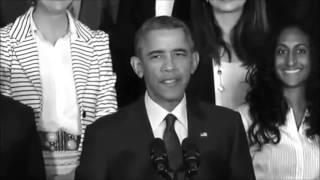 Obama Singing Drake