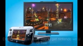free wii u offer - how to get free wii u game with mario kart 8 legit!!!!!