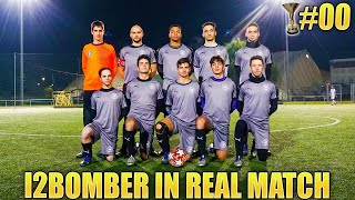 I2BOMBER IN REAL MATCH - F.C. BOMBER verso lo SCUDETTO!!