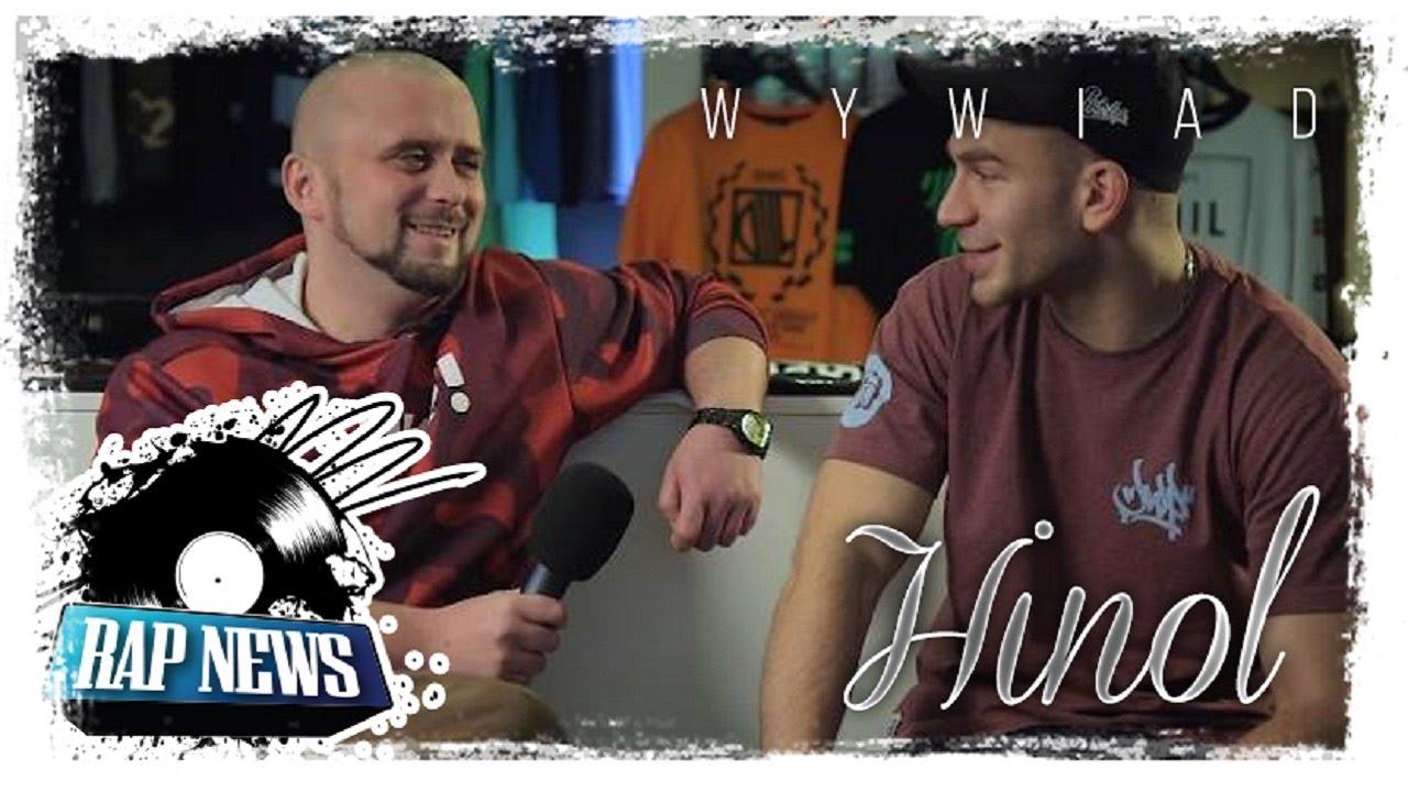 Download WYWIAD: HINOL POLSKA WERSJA VS RAP-NEWS.EU