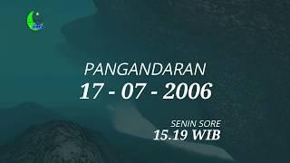 """""""before Tsunami"""" Kejadian 17-07-2006 Pangandaran, Festival Kreativitas Seni Membutsir"""