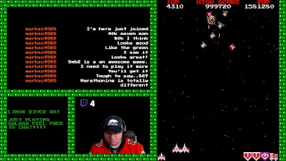Galaga MAME: Rank D Tournament For FUN!!!!!