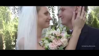 Свадебная видеосъемка Днепр - Свадебный клип Александр и Анна
