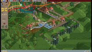Ni ludu: RollerCoaster Tycoon #14 - Vakero