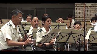 自衛隊音楽隊 セントラルバンドの名手たち ヴィルトゥオーゾ (7-前編) ...