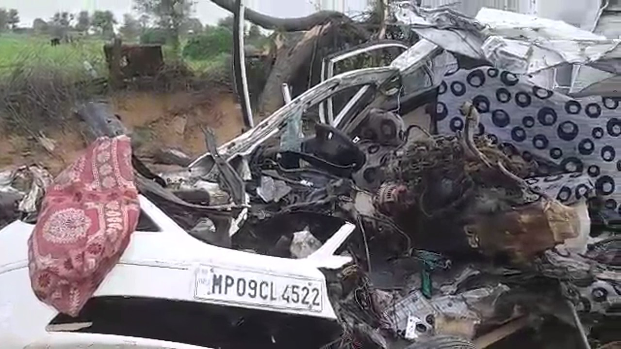 jodhpur : 5 people died in road accident - youtube