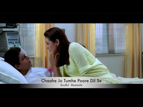 Kal Ho Na Ho| Soulful - Romantic | Heart Beat Music | Shahrukh Khan