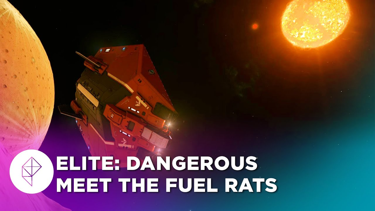 Getting started in Elite: Dangerous - Polygon
