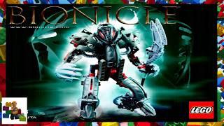 LEGO instructions - Bionicle - 8593 - Makuta