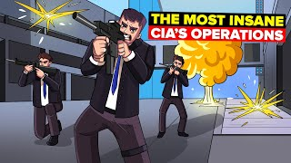 10 Craziest CIA Covert Operations