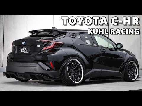 kuhl racing toyota c hr insane body kit youtube. Black Bedroom Furniture Sets. Home Design Ideas