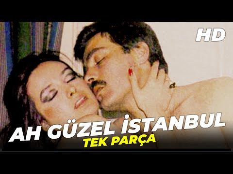 Ah Güzel İstanbul | Kadir İnanır Müjde Ar Eski Türk Filmi Full İzle