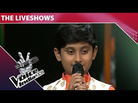 shreyan-and-neelanjana-|-performs-on-sandese-aate-hai-|-the-voice-india-kids-|-episode-24