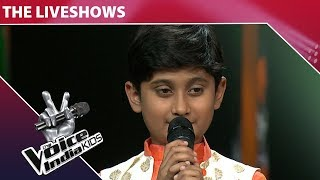 Shreyan And Neelanjana | Performs On Sandese Aate Hai | The Voice India Kids | Episode 24 thumbnail