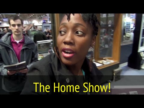 The National Home Show! ~ Vlog | Moments of Love