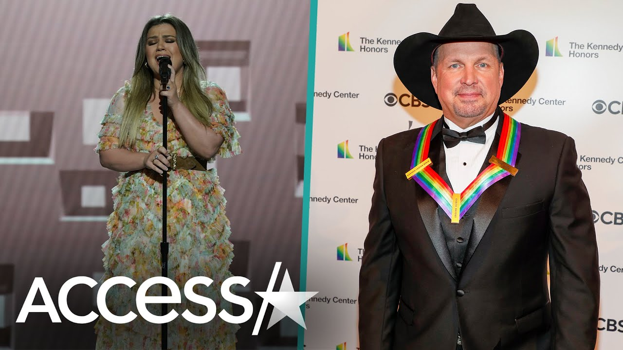 Kelly Clarkson's Garth Brooks Cover Brought Him To Tears