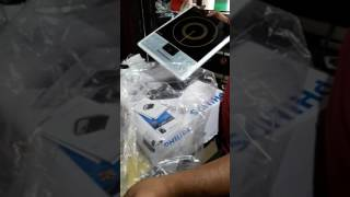 Unbox Philips Induction HD 4929