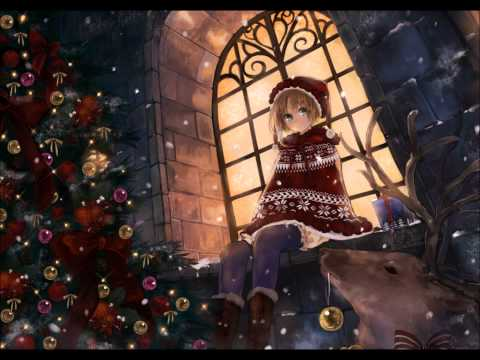 Nightcore- All I Want For Christmas Is You