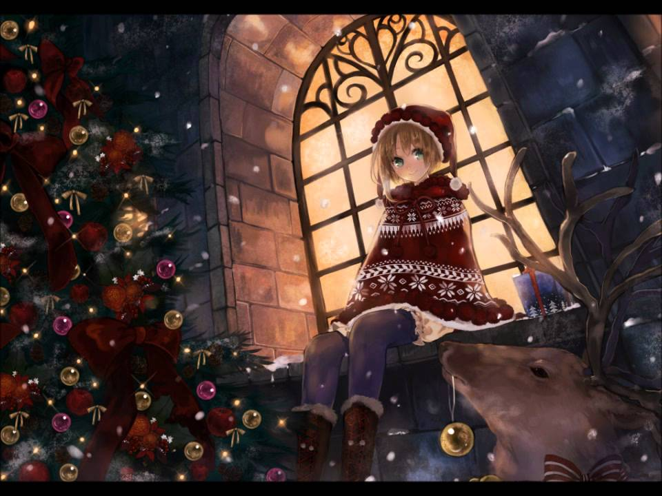 Nightcore- All I Want For Christmas Is You - YouTube