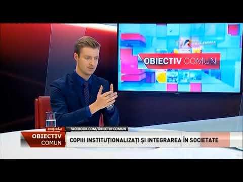 """Emisiunea """"Obiectiv Comun"""""""