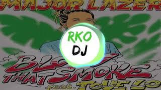 Major Lazer feat Tove Lo - Blow that smoke (RKO DJ REMIX)