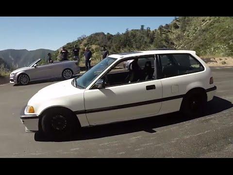 Modified 1989 Honda Civic Si One Take Youtube