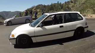Modified 1989 Honda Civic Si - One Take