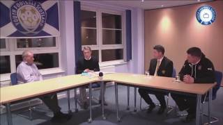 YFS TV : Live Debate Show - Referees & touchline behaviour (27th February 2017)