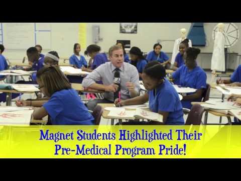 William Dandy Middle School- Pre-Medical Magnet Program