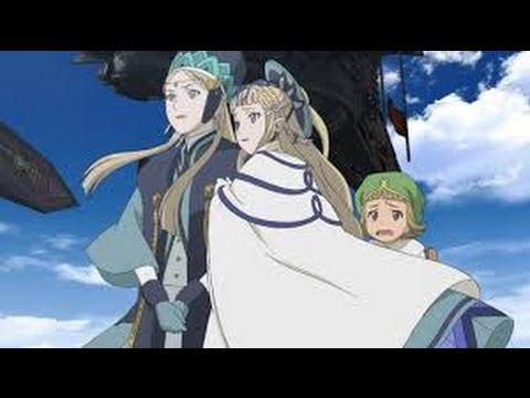 Last Exile Fam The Silver Wing   12   Block