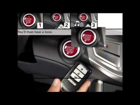 2014 & 2015 Honda Accord Sedan Smart Entry & Push Button ...