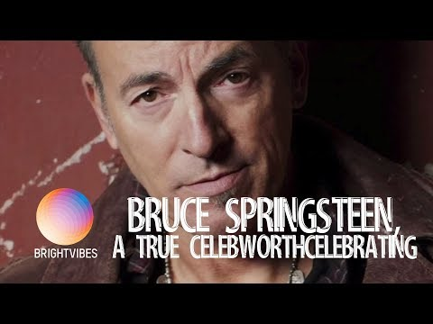 Behind the Boss: the inspiring Bruce Springsteen Story...