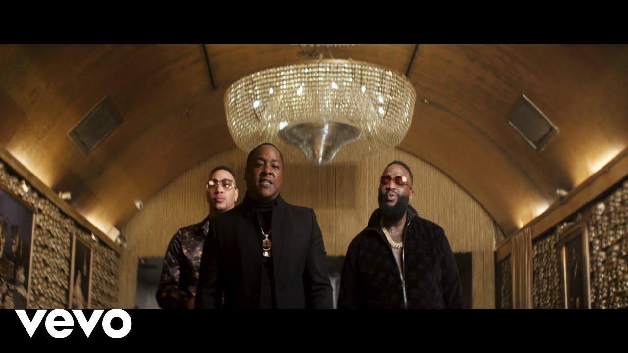 Jadakiss - Kisses To The Sky ft. Rick Ross, Emanny